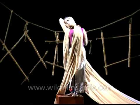 Indian Classical Dance Redefined - Astad Deboo video