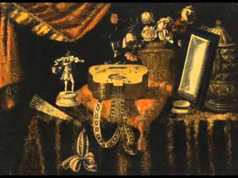 Francesco Corbetta - Sarabande du depart du Roy et passacaille