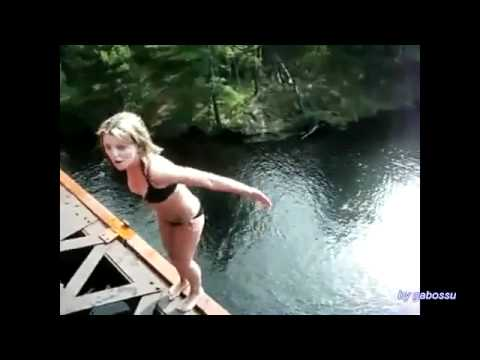 Video - Compilation Fail girls chute de fille drole