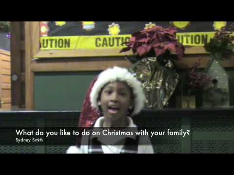 St Malachy School Christmas Show 6th Grade Movie