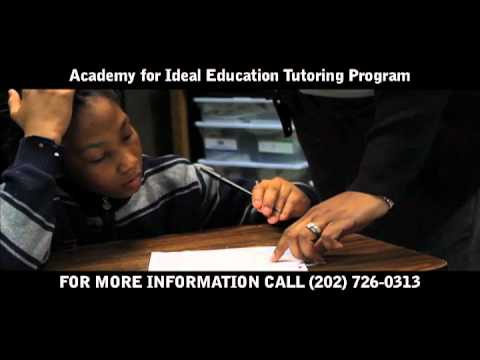 Academy for Ideal Education Tutoring Program