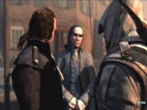 Assassin's Creed 3: Gameplay com Connor (Dublado)  A Festa do Cha de Boston thumbnail