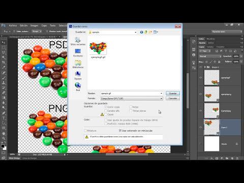 Curso Photoshop CS6 Capítulo 2 Los Comandos Guardar, Guardar Como, Formatos 03