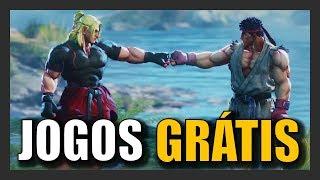 JOGOS GRÁTIS (VÁRIOS) PARA PC, PS4 E XBOX ONE, CORRE!!!