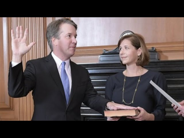 Judge Brett Kavanaugh confirmed, but tensions far from over ahead of November midterms