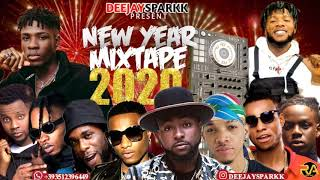 LATEST JANUARY 2020 NAIJA NONSTOP NEW YEAR AFRO MIX{TOP NAIJA HITS MIXTAPE} BY DEEJAY SPARK/MARLIANS