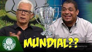 POLÊMICA: Leão, Muller, Vampeta e outros comentaristas opinam sobre MUNDIAL do PALMEIRAS (11/11/18)