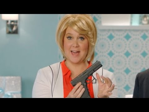 Amy Schumer Just Nailed What's So Wrong With Guns in This Country