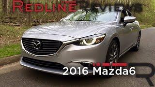 2016 Mazda Mazda6 – Redline: Review