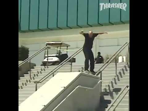 50-50💀 @daneburman 💀 via @thrashermag | Shralpin Skateboarding
