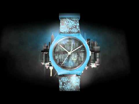Artifaks Watches by Marc Ecko Video