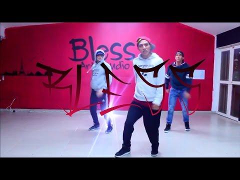 Tedashii - Be Me \ Choreography Maykol Bless \ Bless Art Studio