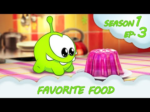 Om Nom Stories: Favorite Food (Cut the ROPE, Episode 3) @KEDOO ANIMATIONS 4 KIDS