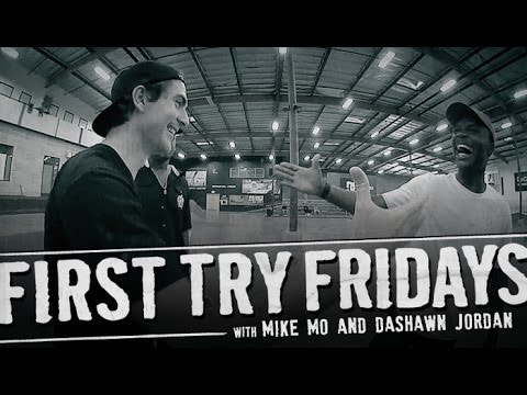 Dashawn Jordan - First Try Friday