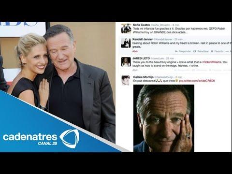¿Qué dijo Robin Williams en su último tweet? / Muere Robin Williams