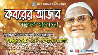 Bangla waz charmonai । Koborer Ajab কবরের আজাব । Maulana Fazlul karim Rah. One Music Islamic