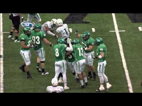 North Dakota Football vs. Portland State Post Game Wrap 10-11-14