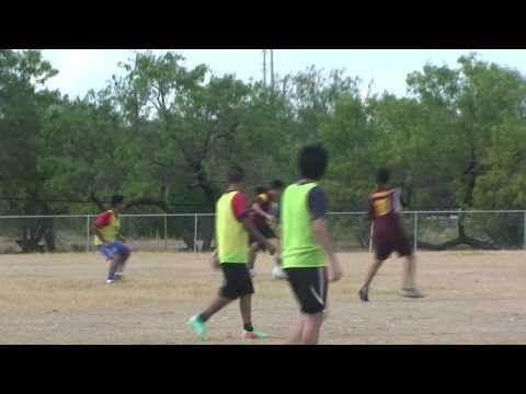 Cristian Alvarez - 2014 Scrimmage Highlights