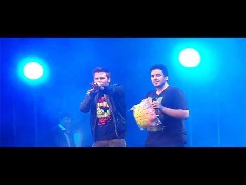 Rubius en Club Media Fest en Argentina