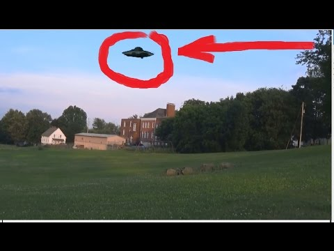 UFO Attack On Independence Day