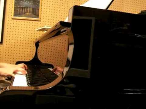Poulenc XV Improvisation HOMMAGE A EDITH PIAF