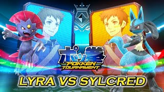 Weavile de Lyra vs. Lucario de Sylcred [POKKEN TOURNAMENT - Torneo Exclusivo]