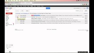Gmail Tutorial 2013 - Gmail Settings (Part 5)
