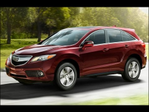 2014 Acura RDX Video