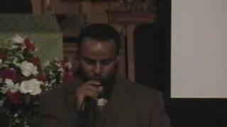 Ethiopian Poem Yegzabehare Kale Yemeaweya kenfe Newe  Part 7