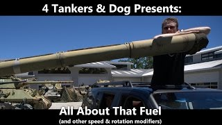 Tanking /w Science!  All About That Fuel