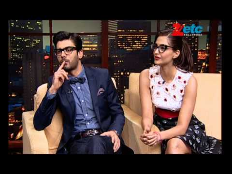 Sonam Kapoor & Fawad Khan - ETC Bollywood Business - Komal N