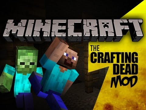 Minecraft : The Crafting Dead Mod