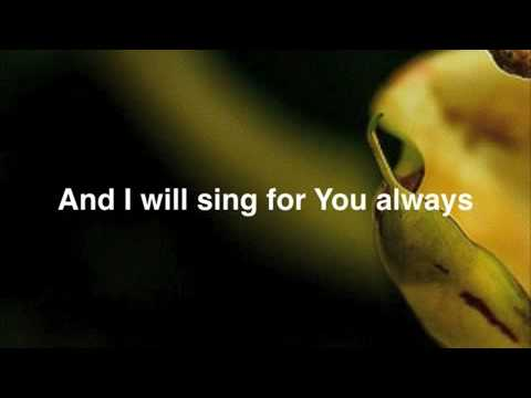 Hillsongs - Hold Me In Your Arms