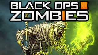 """Black Ops 3 Zombies"" - Pyramids of Giza! GIANT Easter Eggs! Shadows of Evil! (Call of Duty Zombies)"