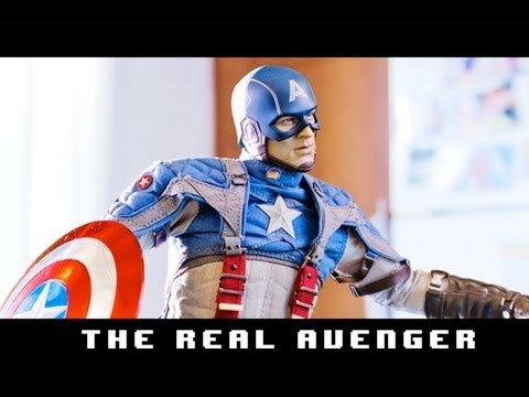 The real Avenger