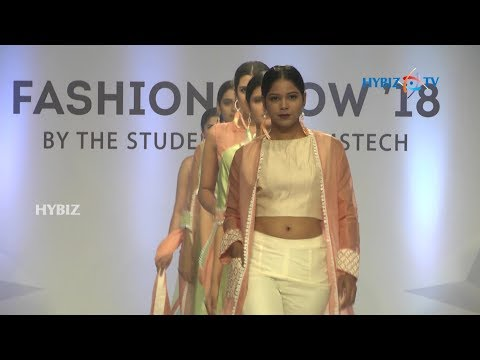Fashion Show By Hamstech College of Interior and Fashion Design Students