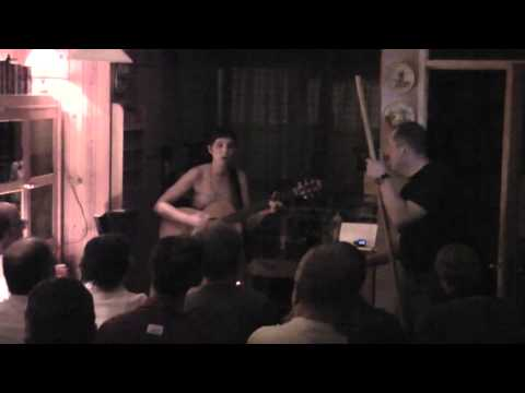 Kristy McGee - Live @ Folk In The Lounge 2013-04-20