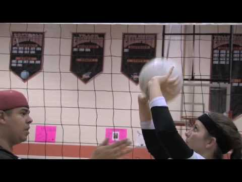 Volleyball Setting Fundamentals