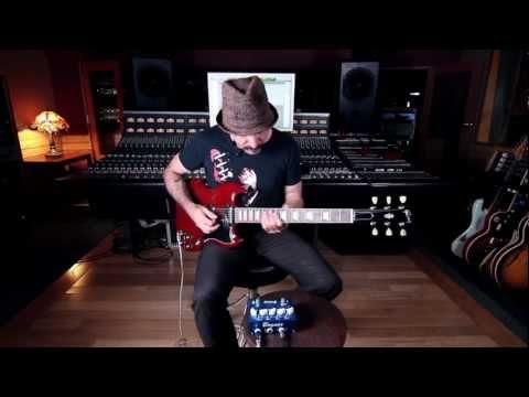 Bogner Ecstasy Blue pedal demo
