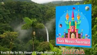 Watch Disneys Tarzan Youll Be In My Heart video