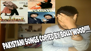 Pakistani songs copied by Bollywood(part 1) | Ep 7 |Nadeem Shravan special | Plagiarism in bollywood