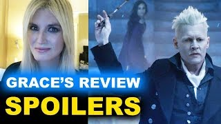 The Crimes of Grindelwald SPOILER Review