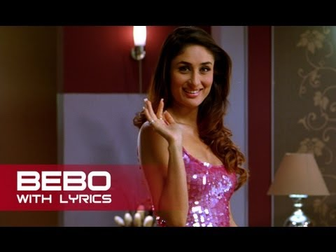 Bebo (Lyrical Song) | Kambakkht Ishq | Akshay Kumar & Kareena Kapoor