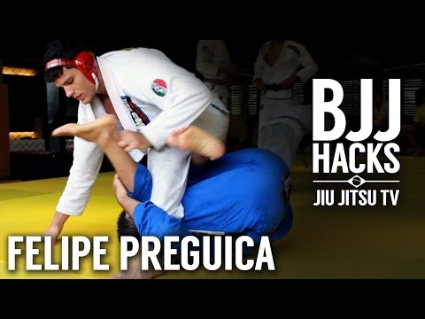 Felipe Pena: Learn Modern Jiu-Jitsu, Be Prepared for Everything! || BJJ Hacks TV Episode 7.1 Image 1