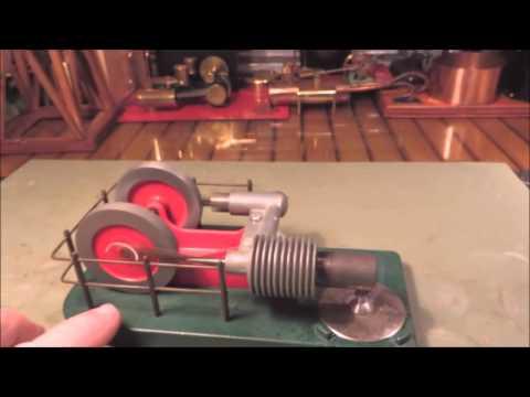 Original Solar Engine #1 Phoenix Arizona