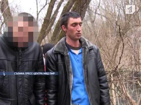 В Рыбнице задержан преступник, избивший и изнасиловавший 11-летнюю девочку