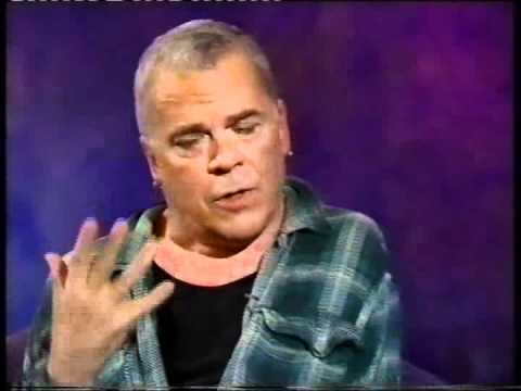 Ian Dury (with Bob Hoskins)  - The Gaby Roslin Show