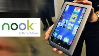 Gizmo - Nook Tablet - Unveiled