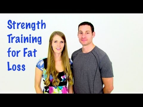 Strength Training for Weight Loss - How Strength Training can help You Lose Weight