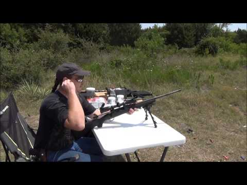 Mossberg 100 ATR 270 Winchester review